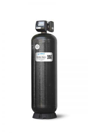 WECO KL-1653-OZONE Backwashing Filter with Katalox Light® & Ozone for Iron, Manganese & Hydrogen Sulfide Reduction