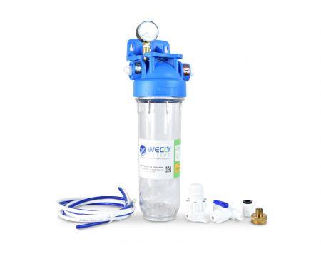 WECO BAT-1025K Water Filter Cartridge Test Kit
