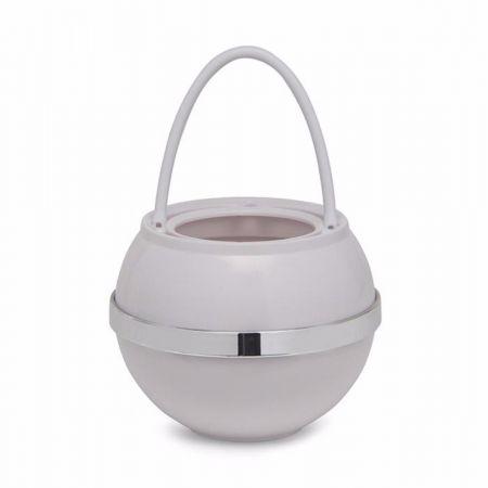 Crystal Quest White CQE-SP-00809 Bath Ball Filter