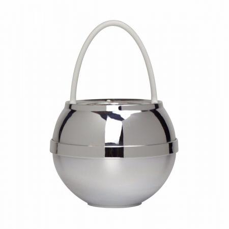 Crystal Quest Chrome CQE-SP-00808 Bath Ball Filter