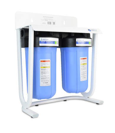 WECO BB-24510 Whole House Big Blue Water Purifier for Sediment, Chlorine, VOC, Odor Removal