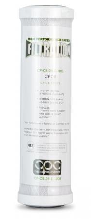 CP-CB-25-E-1005 Carbon Block 2-3/4
