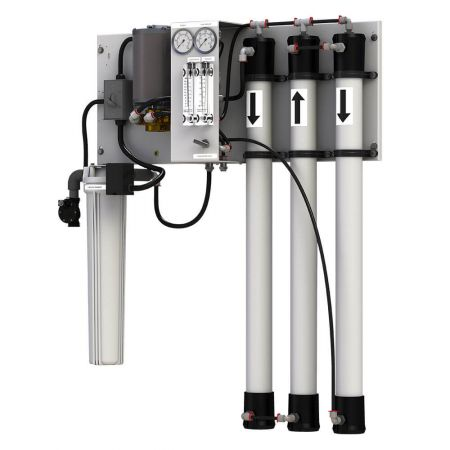 FLEXEON HT-1000 Commercial Wall Mount Reverse Osmosis System