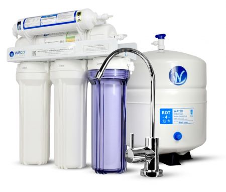 WECO HYDRA-50 Reverse Osmosis Drinking Water Filtration System