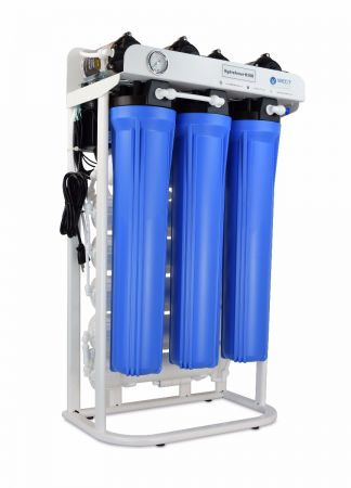 WECO HydroSense-0500GAC-CAL-UV Light Commercial Reverse Osmosis Water Filter System