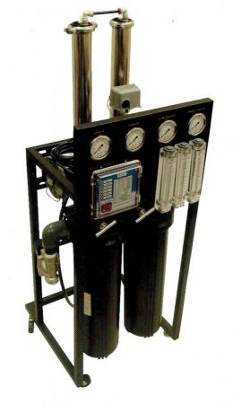 WECO ALION-2000 Commercial Grade Reverse Osmosis Water Filter System