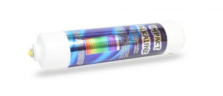 WECO IMPT-2512-14 Alkaline Inline Filter Cartridge - 1/4
