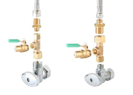 Metpure EZ RO Universal Water Supply Adapter