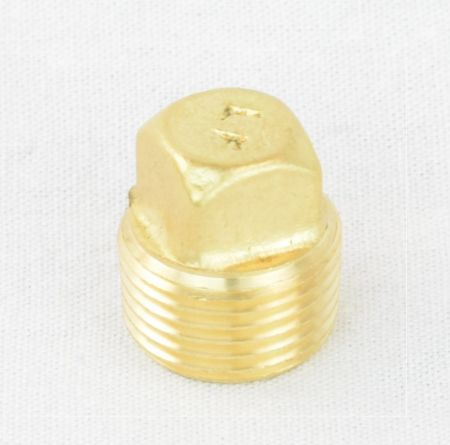 Membrane Housing Plug  ⅜