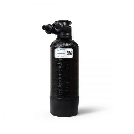 WECO SOFT-RV-0818 Portable Water Softener for Recreational Vehicles (RVs)