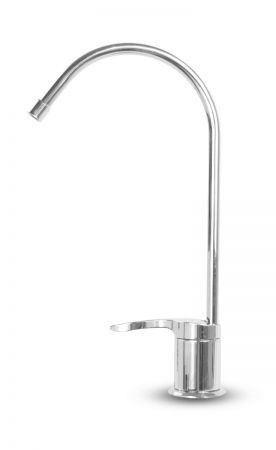 WECO Long Arch Gooseneck Ceramic Disk RO Drinking Water Faucet - Made in U.S.A.