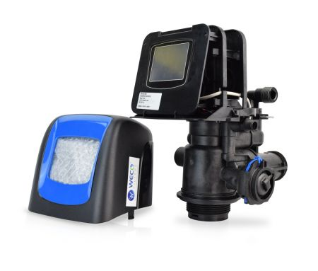 WECO Backwash Water Filter Control Valve - XTR2 Touch Screen Control