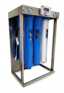 WECO LC-500 Light Commercial Reverse Osmosis Water Purification System - 500 GPD - Made in U.S.A.