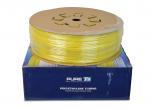 "1/4"" O.D. Yellow Poly Tubing 1000 FEET / ROLL"