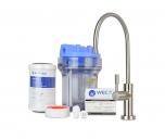 WECO Undersink Water Filter System for Sediment, Chlorine Taste & Odor Reduction