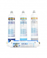 PureT EZ-SLIM-SET5 Complete Filter Set for E3RO550EZ Reverse Osmosis System