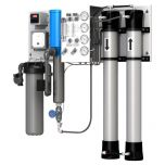 FLEXEON® JT-2000 Commercial Wall Mount Reverse Osmosis System