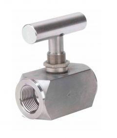 """WECO 3/4"""" FNPT  Needle Valve for Precise Flow Control"""