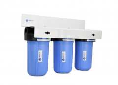 WECO BB-103SCC  Whole House Big Blue Water Filter