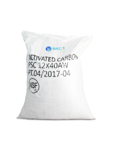 CS1240-CAT COCO SHELL 12X40MESH Catalytic Carbon for Chlorine & Chloramine Removal - 1 CU.FT