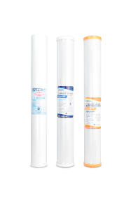 WECO AQUA-TITAN-SET3 Filter Set