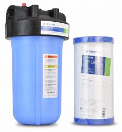 WECO BB-10CAB Big Blue Water Filter System for Taste and Odor Treatment