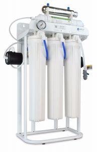 WECO AQUA-TITAN-0400GAC-CAL-UV Light Commercial Reverse Osmosis Filter System