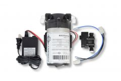 WECO ECON-50P Economy Booster Pump Kit for Reverse Osmosis (RO) / DI Water Filters -up to 50 Gallons Per Day