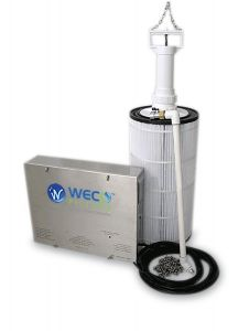 WECO In Tank Complete Ozone Disinfection System Kit - 120 V - Typical for 100-5000+ Gallon Tanks
