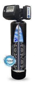WECO KL-0948-OZONE Backwashing Filter with Katalox Light® & Ozone for Iron, Manganese & Hydrogen Sulfide Reduction