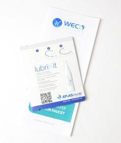 LUBRIKIT - Atlas Filtri O-Ring Lubricant - 1.5 ml