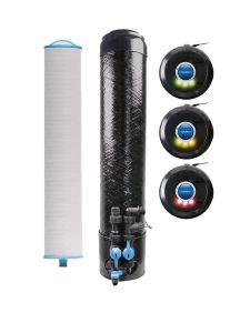 Pioneer Whole House Water Filter for PFOA, PFOS, Lead, Cyst, Chlorine, Chloramine Reduction