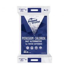 POTASSIUM CHLORIDE for Water Softeners - 40 Lb.