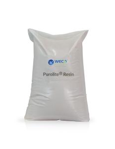 Purolite® A400E Gel Type I Strong Base Anion Exchange Resin - 1 cu.ft.