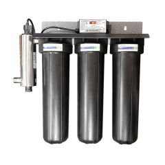 WECO UVX320 Whole House Four Stage UV Water Filtration System