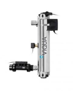 VIQUA PRO10 NSF Class A Validated 10 GPM UV Water Disinfection System