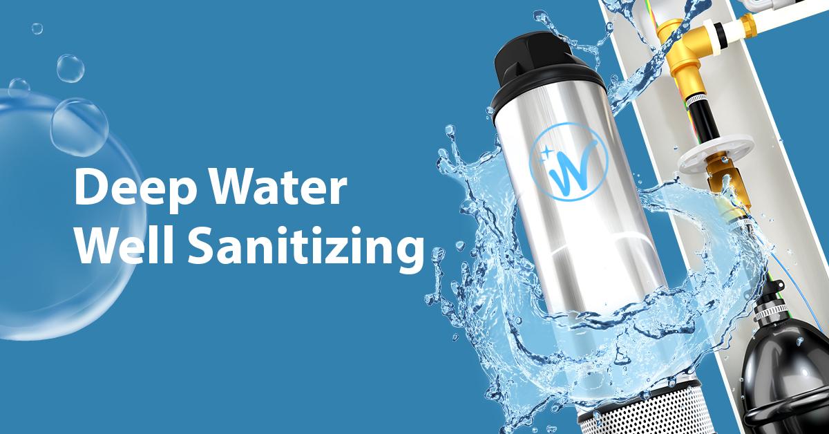 Deep Water Well Sanitizing