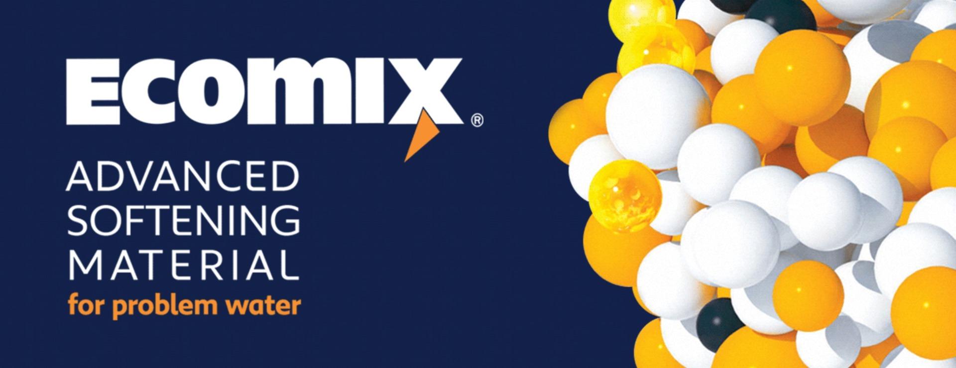 EcoMix Advanced Softening Media