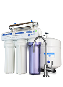 WECO reverse osmosis systems
