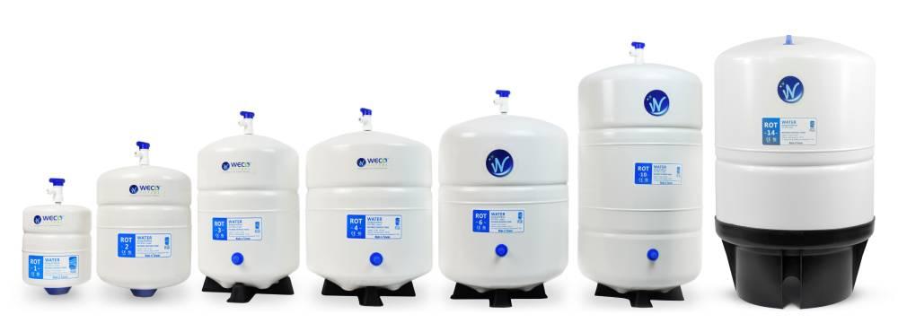 ROT Series Pressurized Water Storage Tanks