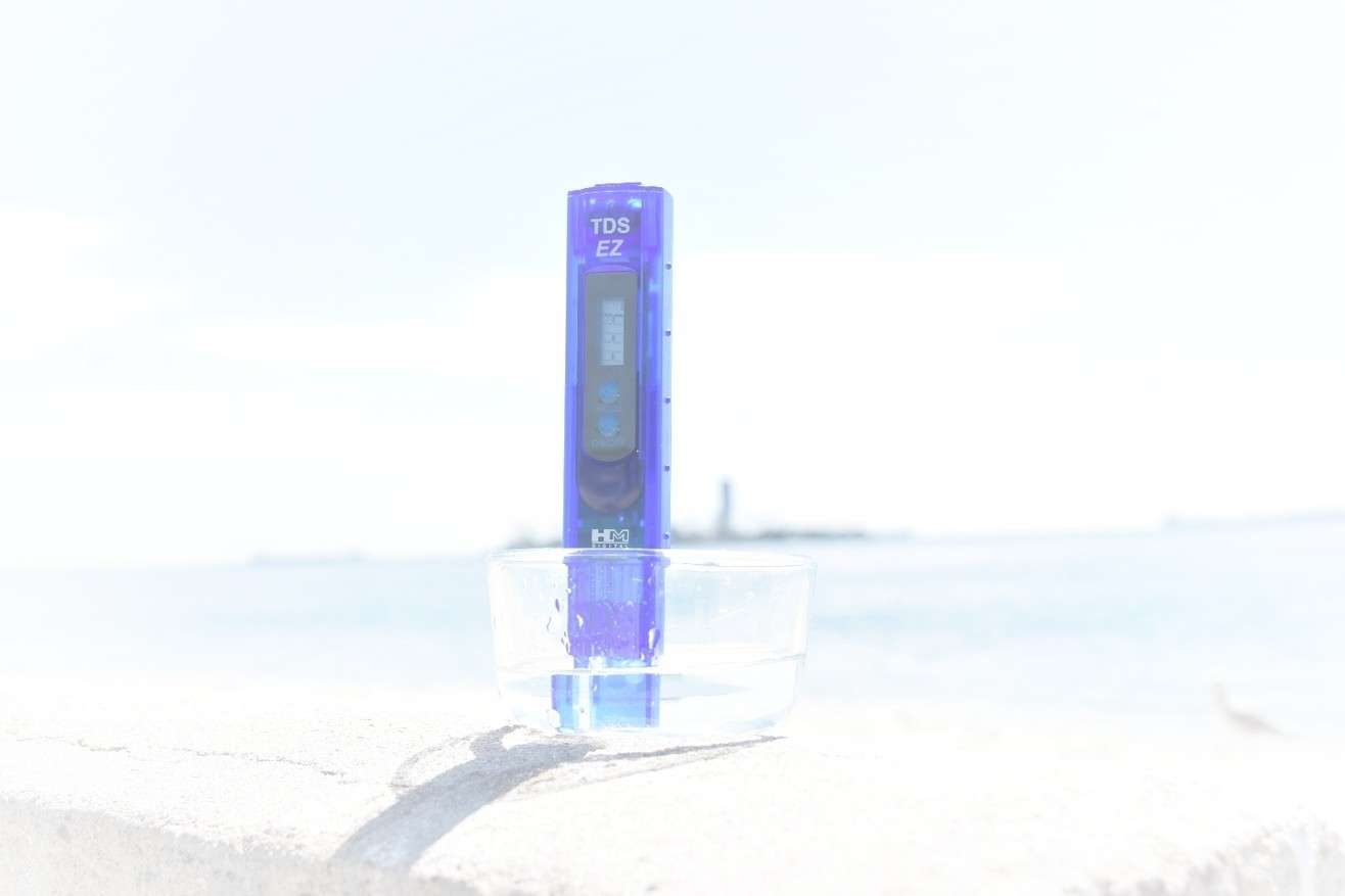 Sea Water TDS