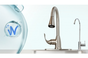WECO RO Drinking Waer Faucet with Pull Down Kitchen Faucet