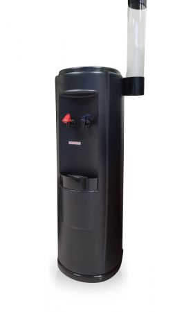 WECO HC21RO Hot/Cold Office Water Cooler/Filter with Cup Dispenser
