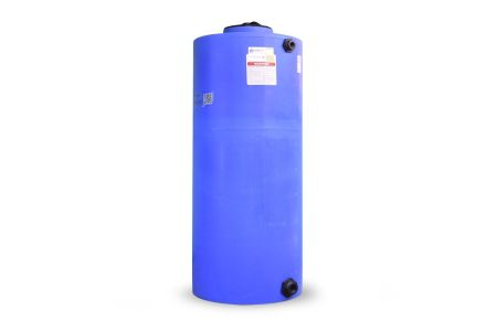 WECO Atmospheric Water Storage Tank (Blue) - 300 Gallons