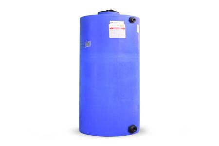 WECO Atmospheric Water Storage Tank (Blue) - 500 Gallons