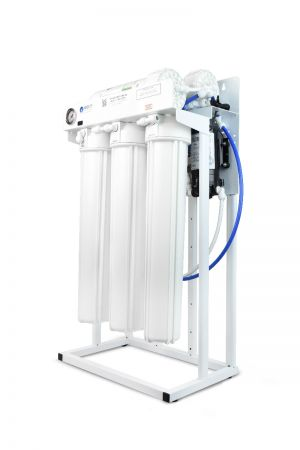 WECO CLARA-600PMP Light Commercial Reverse Osmosis Water Filter System
