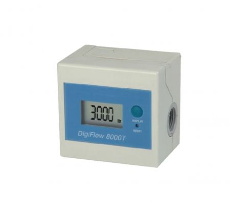 Digiflow Filter Monitor/Volume & Elapsed Time Monitor (Count Down) for Water Filters