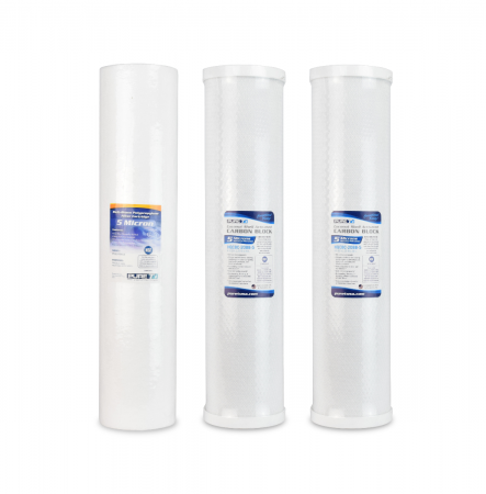 WECO LOTUS-SET-3 Pre-Filter Set for LOTUS RO Systems
