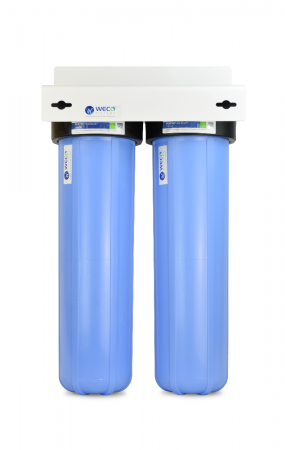 WECO BB-202SC Whole House Big Blue Water Filter