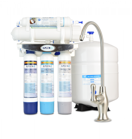 PureT E3RO550-EZ  Slim Reverse Osmosis System